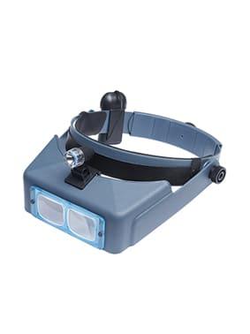Headband Magnifier  4″ Distance  3.5x