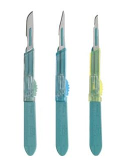 Safety Scalpel #15  Disposable